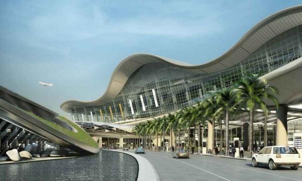 Arquitetura de aeroporto de Abu Dhabi 3