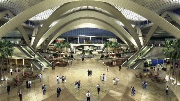 Arquitetura de aeroporto de Abu Dhabi 4