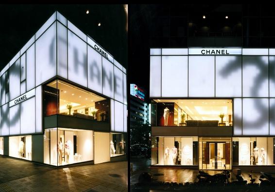 Arquitetura loja Chanel_2