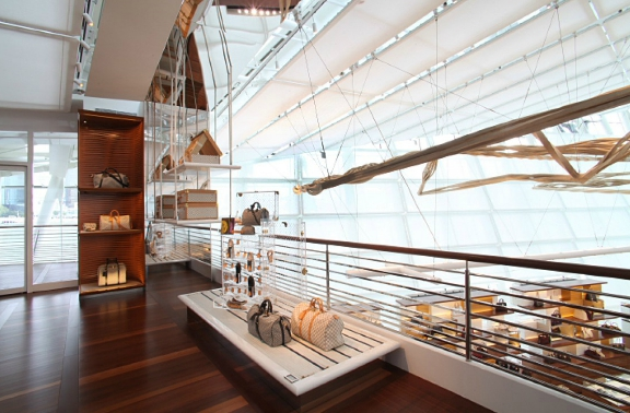 Peter Marino para Louis Vuitton 2